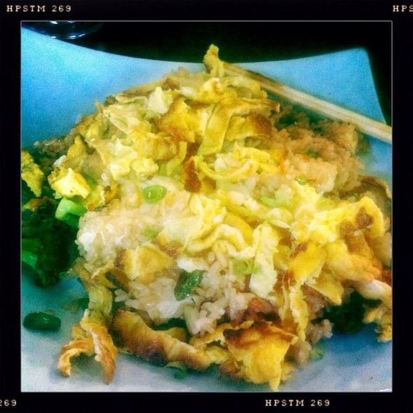 Fried Rice @ Sushi By Yoshi