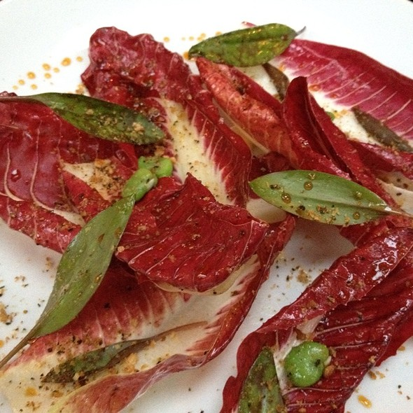 Treviso Salad @ Roberta's