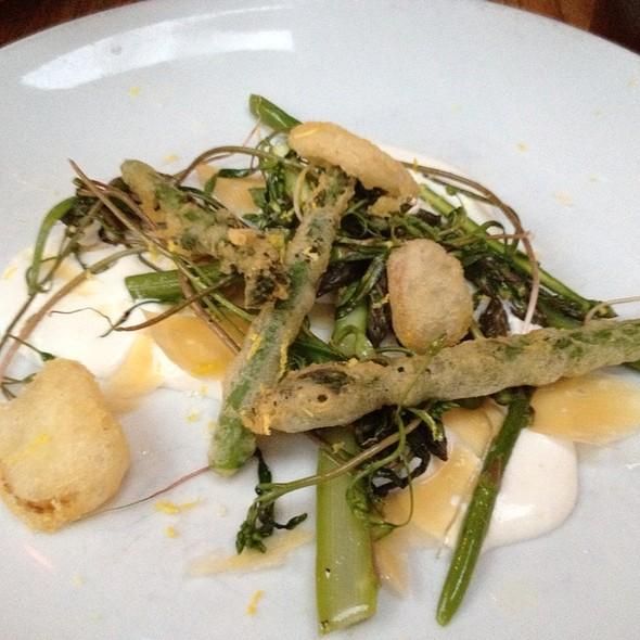 Asparagus Salad @ Roberta's