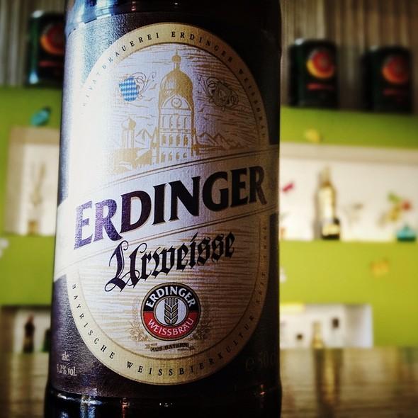 Erdinger Weissbrau @ Breyner85