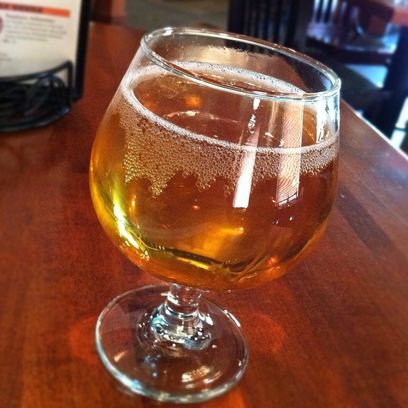 Apple Pie Cider @ Schlafly Bottleworks
