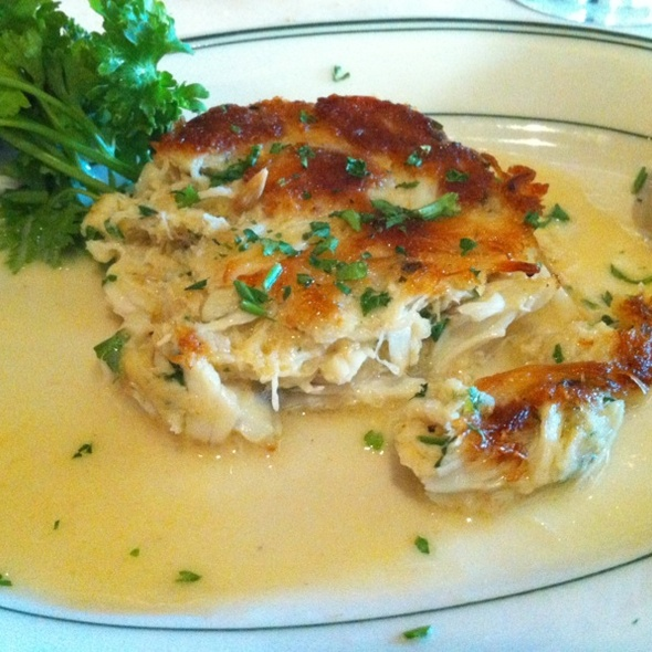 Crab Cake Appetizer - The Grill on Hollywood, Hollywood, CA