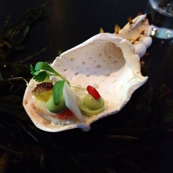 King Crab @ Alinea Restaurant