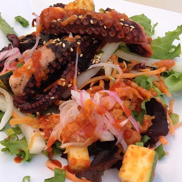 "Korean Octopus Salad @ Caffé Macs (Apple's ""Cafeteria"")"