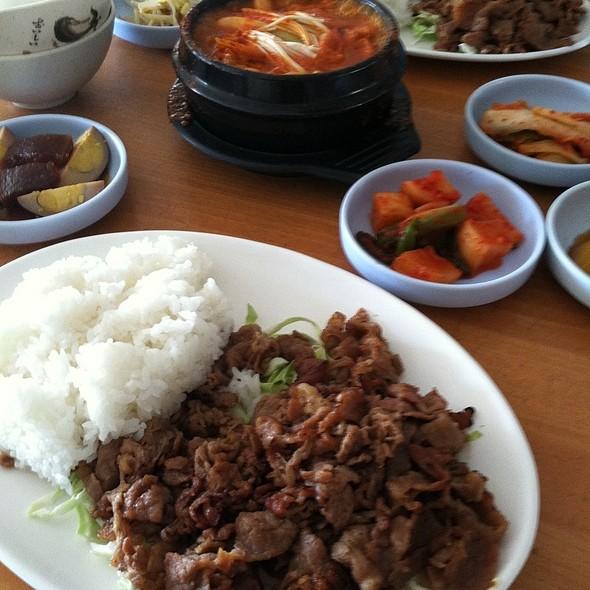 Bulgogi @ Hodori Korean Restaurant
