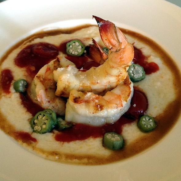 Shrimp & Grits - Evening Star Cafe, Alexandria, VA