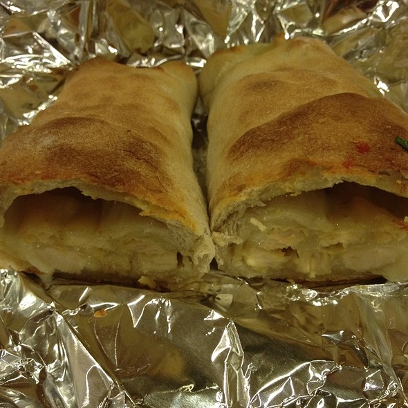 Chicken And Cheese Roll @ Three Guys From Italy