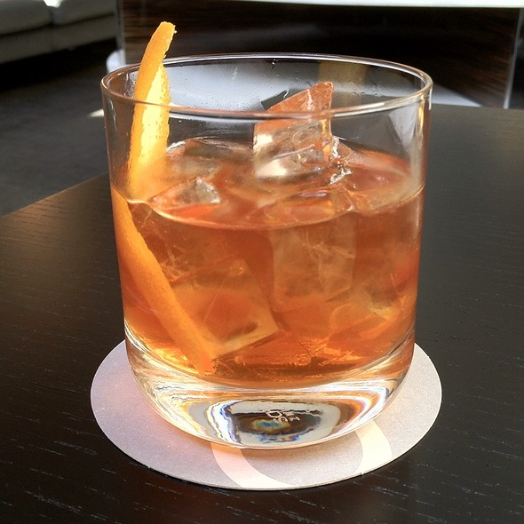 Old Fashioned @ Twenty Five Lusk