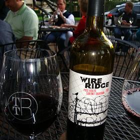 Wire Ridge Cabernet Savignon - 2009