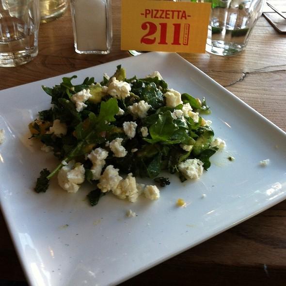 Special Salad @ Pizzetta 211