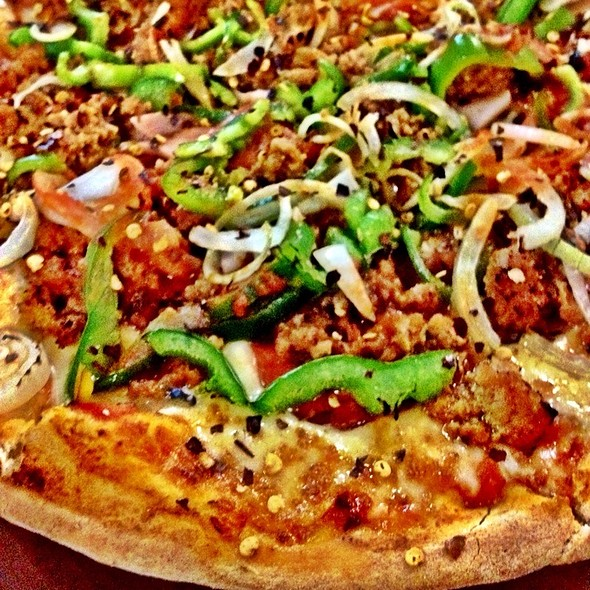 Pizza Don Pascual