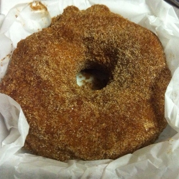 Cinnamon Sugar @ Gordoughs Food Trailer