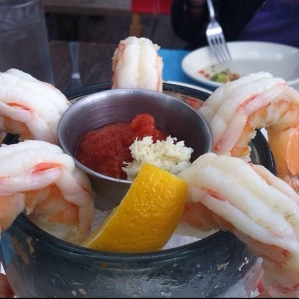 Shrimp Cocktail @ Perla's