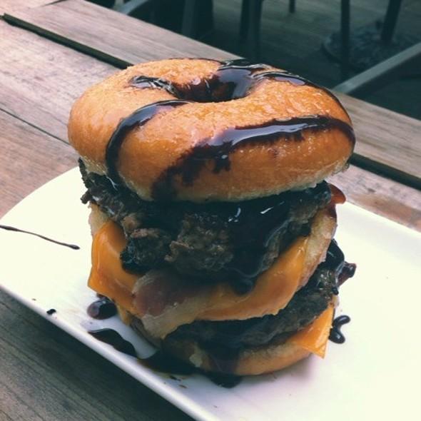 Bomb Burger @ Bomb's Burger