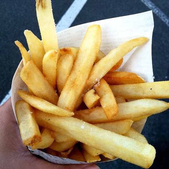 Fries @ Eat The Street Food Truck Rally