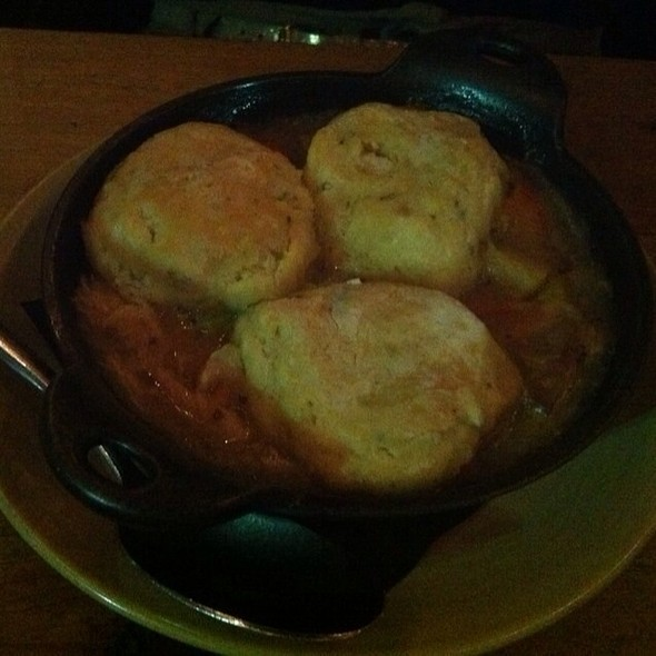 Rabbit and Dumplings @ Contigo Austin