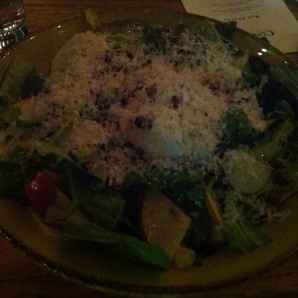 Seasonal Salad @ Contigo Austin
