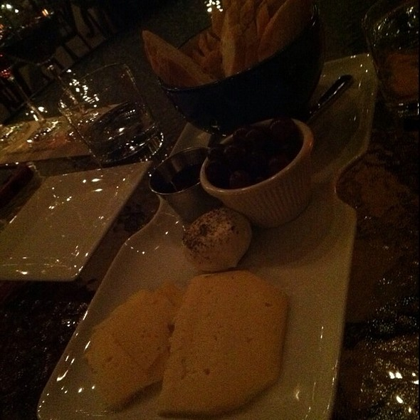 Cheese Plate @ Uncorked Tasting Room