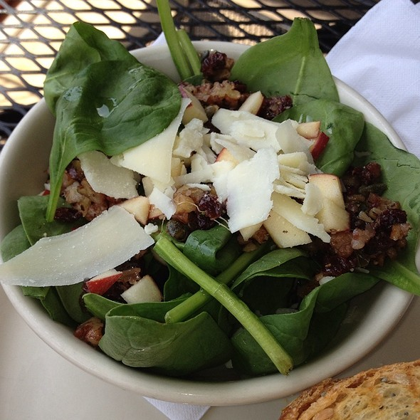 Dried Cherry Walnut Salad @ Dolce Vita Gelato & Espresso