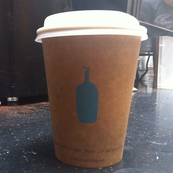 Drip Coffee @ Blue Bottle Coffee