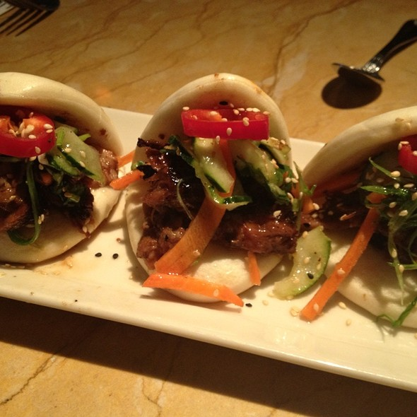 Vietnamese Tacos @ The Cheesecake Factory Sawgrass Mills