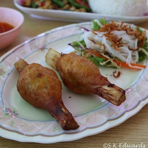 Chao Tom (Sugarcane Shrimp)