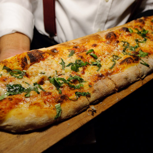 Brick Oven Pizza @ LAVO Italian Restaurant & Nightclub