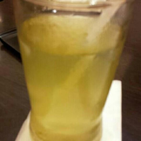 Green Tea With Roast Rice @ Ootoya@ Future Park