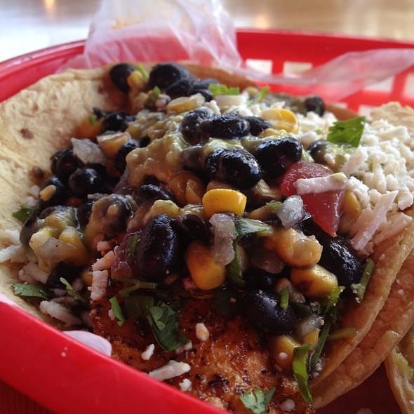 Mr. Orange Taco @ Torchy's Tacos