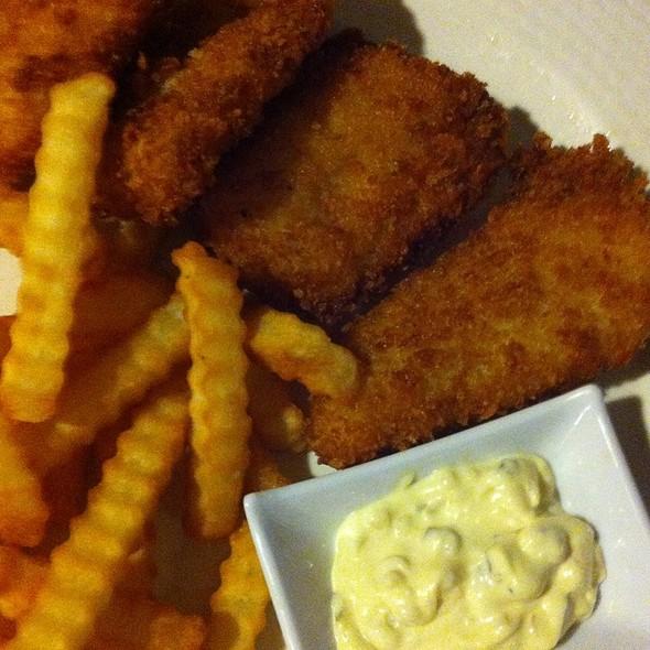Fish 'n Chips @ Appenzeller