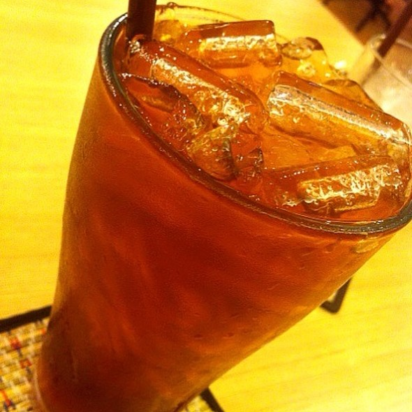 Iced Lime Tea