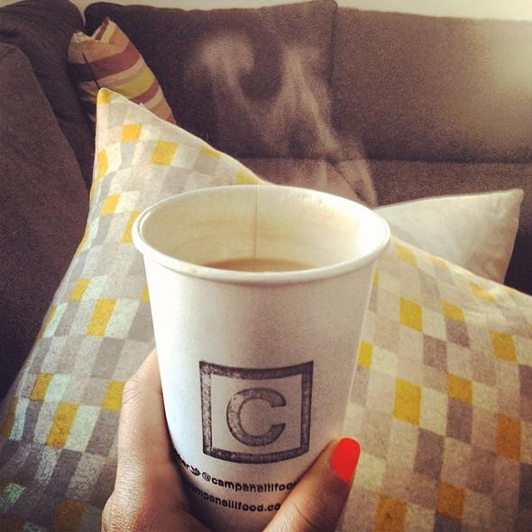 Latte @ Campanelli