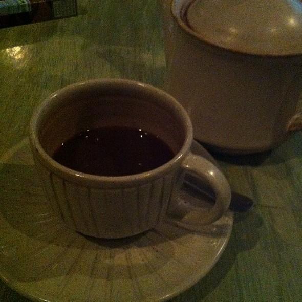 Nescafe @ Green Leaf warung organic