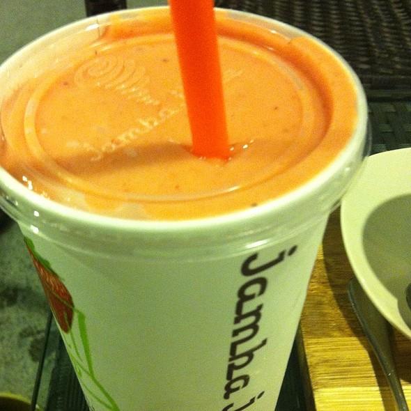 Mega Mango @ Jamba Juice