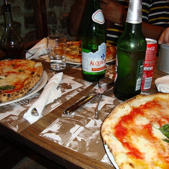 Pizza @ Florence