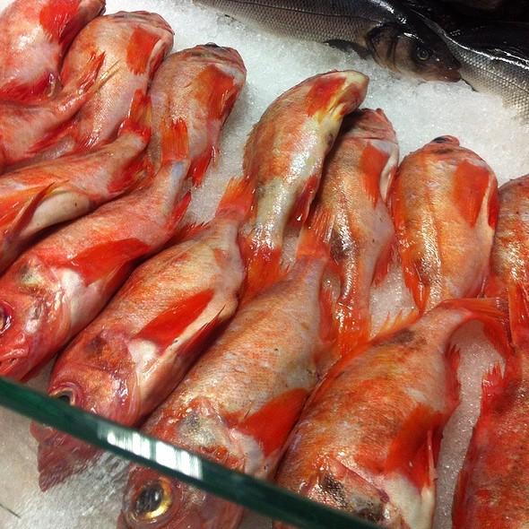 Restaurant depot menu foodspotting for Red fish catering
