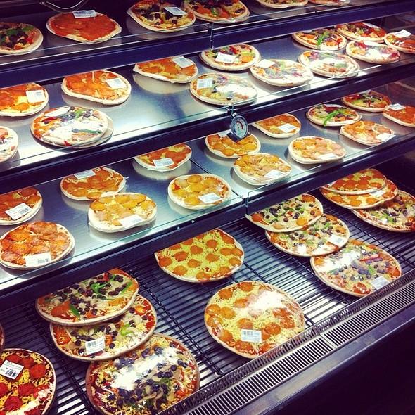 Pizzas @ Supermercado Rey