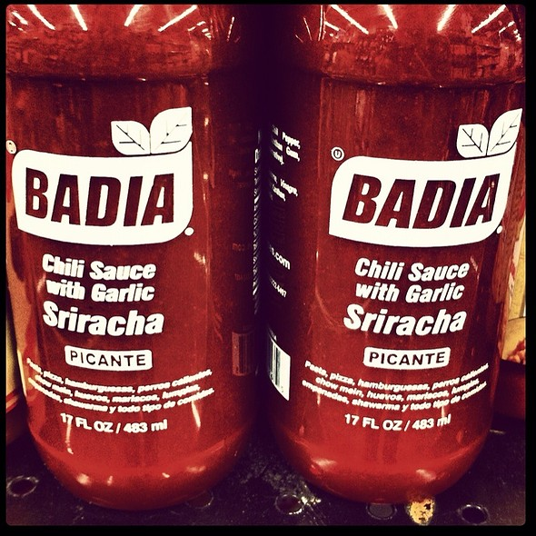 Chili Sauce With Garlic @ Colombia