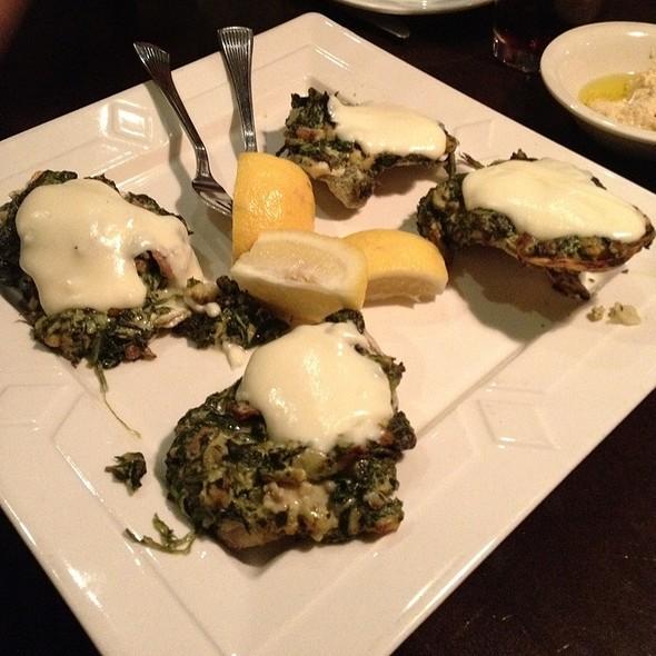 Oysters Rockefeller @ Quarter Bistro & Tavern the