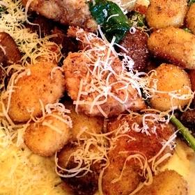 Gorgonzola Gnocchi