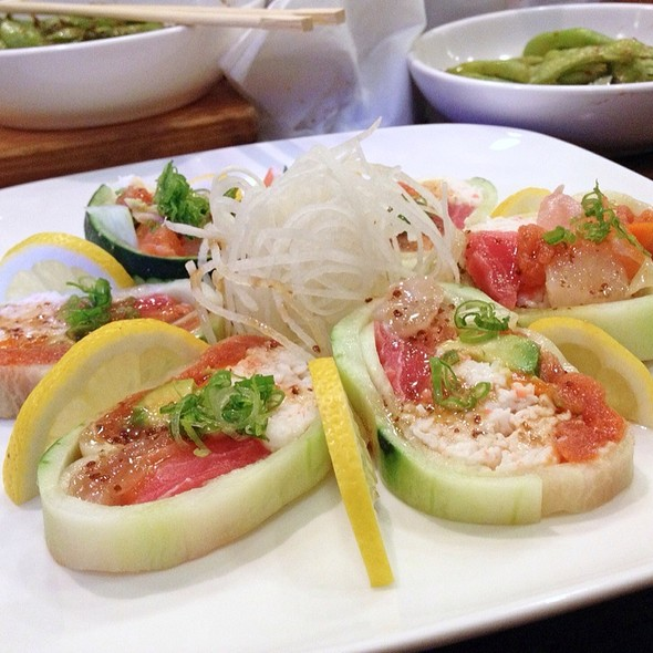 O Roll Sushi @ Kanpai Sushi