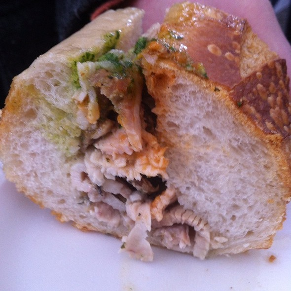 Porchetta Sandwich @ Birra