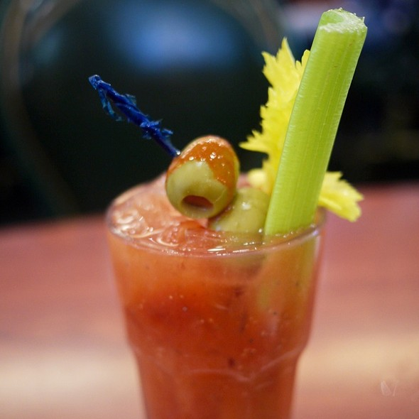 Bill's Famous Bloody Mary