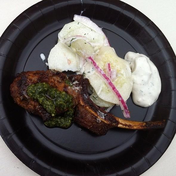 Lamb Chop - Maplewood Grill, Vienna, VA