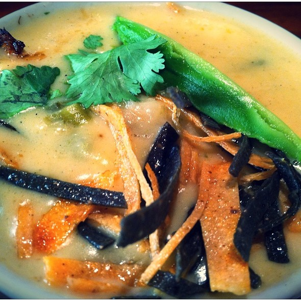 Chicken Tortilla Soup @ Yard House Pasadena