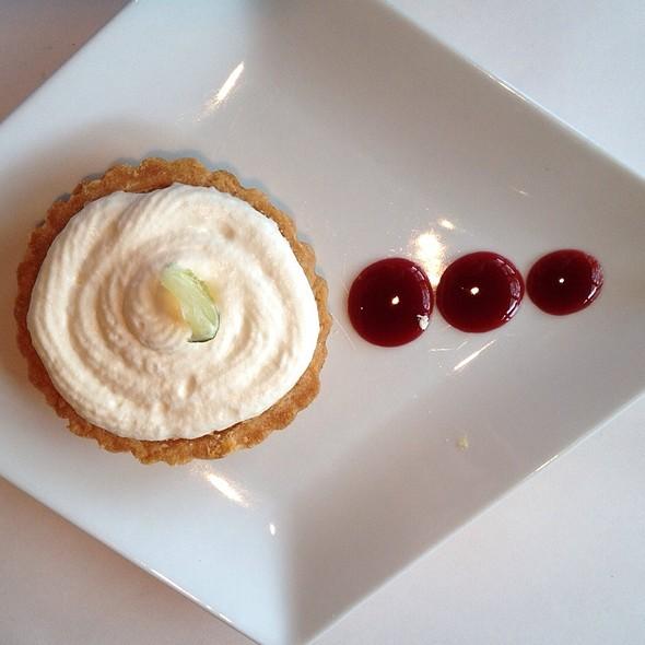 Key Lime Pie Tart - Fish Restaurant & Wine Bar, Marlborough, MA