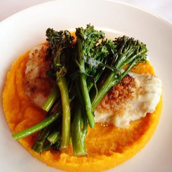 Baked Haddock - Fish Restaurant & Wine Bar, Marlborough, MA