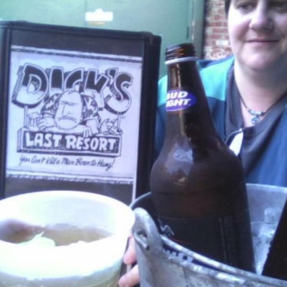 Bucket o Beer - Dick's Last Resort - San Diego -  Permanently Closed, San Diego, CA