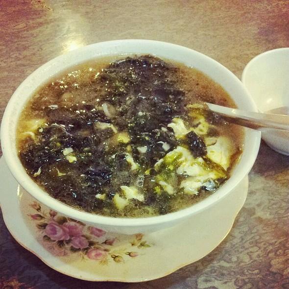 Soup Rumput Laut