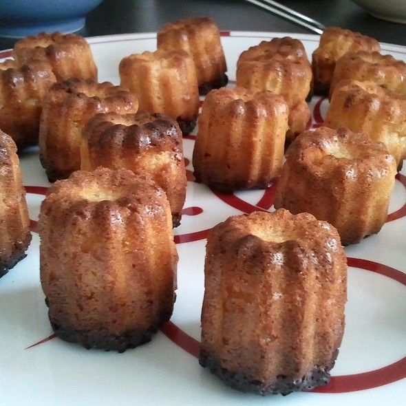 Cannelés @ Nafi's House